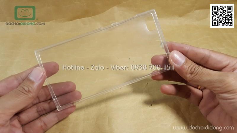 Ốp lưng Xiaomi Mi3 dẻo trong siêu mỏng