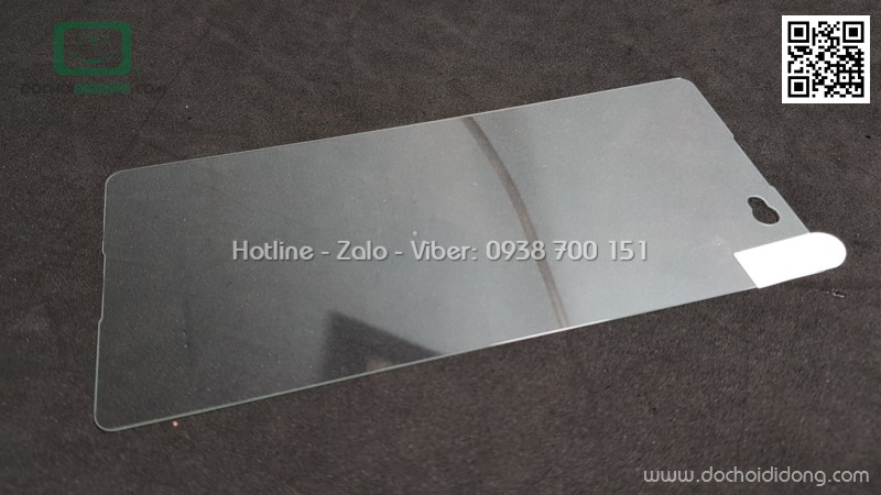 Miếng dán cường lực Sony XA1 Ultra Nillkin Amazing H+ Pro