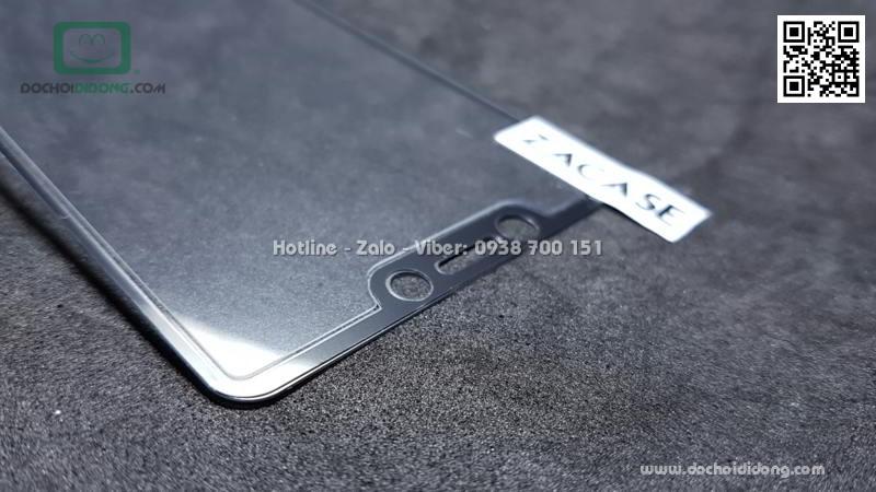 Miếng dán cường lực full màn hình Sharp Aquos S3 Zacase full keo