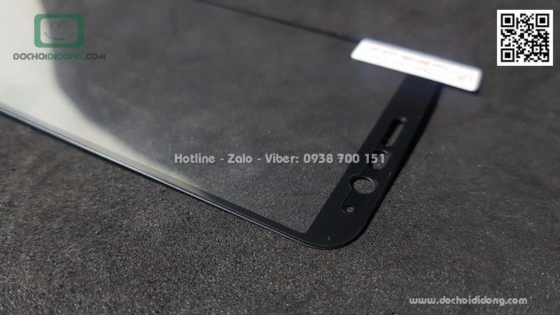 Miếng dán cường lực OnePlus 5 full màn hình Zacase full keo