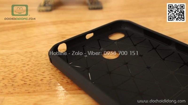 Ốp lưng Xiaomi Redmi 4X Likgus chống sốc vân kim loại