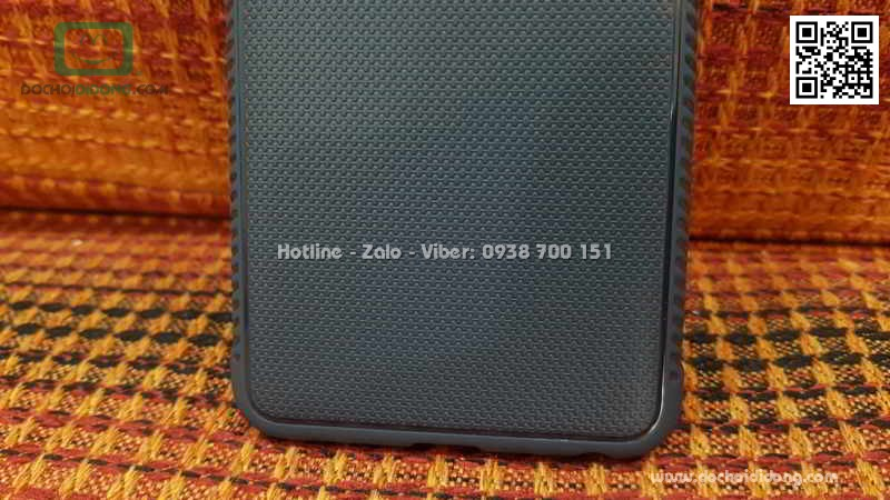 Ốp lưng Xiaomi Redmi Note 5 Pro chống sốc vân tổ ong