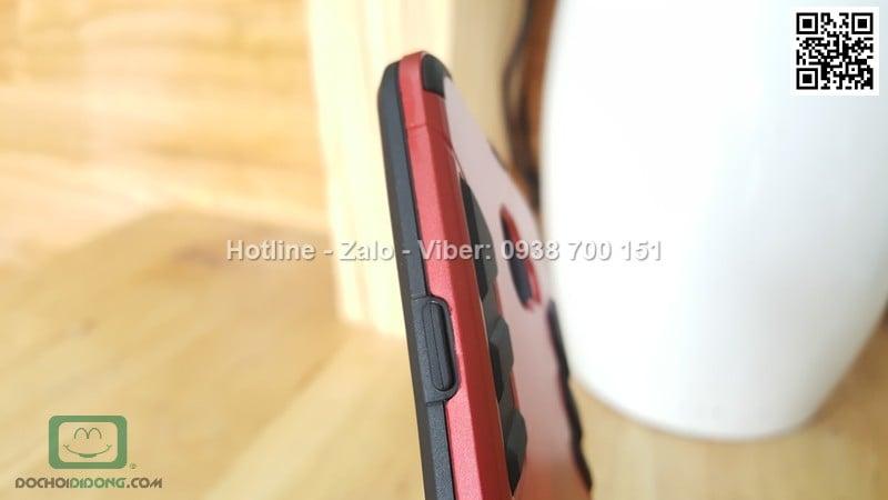 Ốp lưng Samsung Galaxy A7 2016 Iron man chống sốc có chống lưng