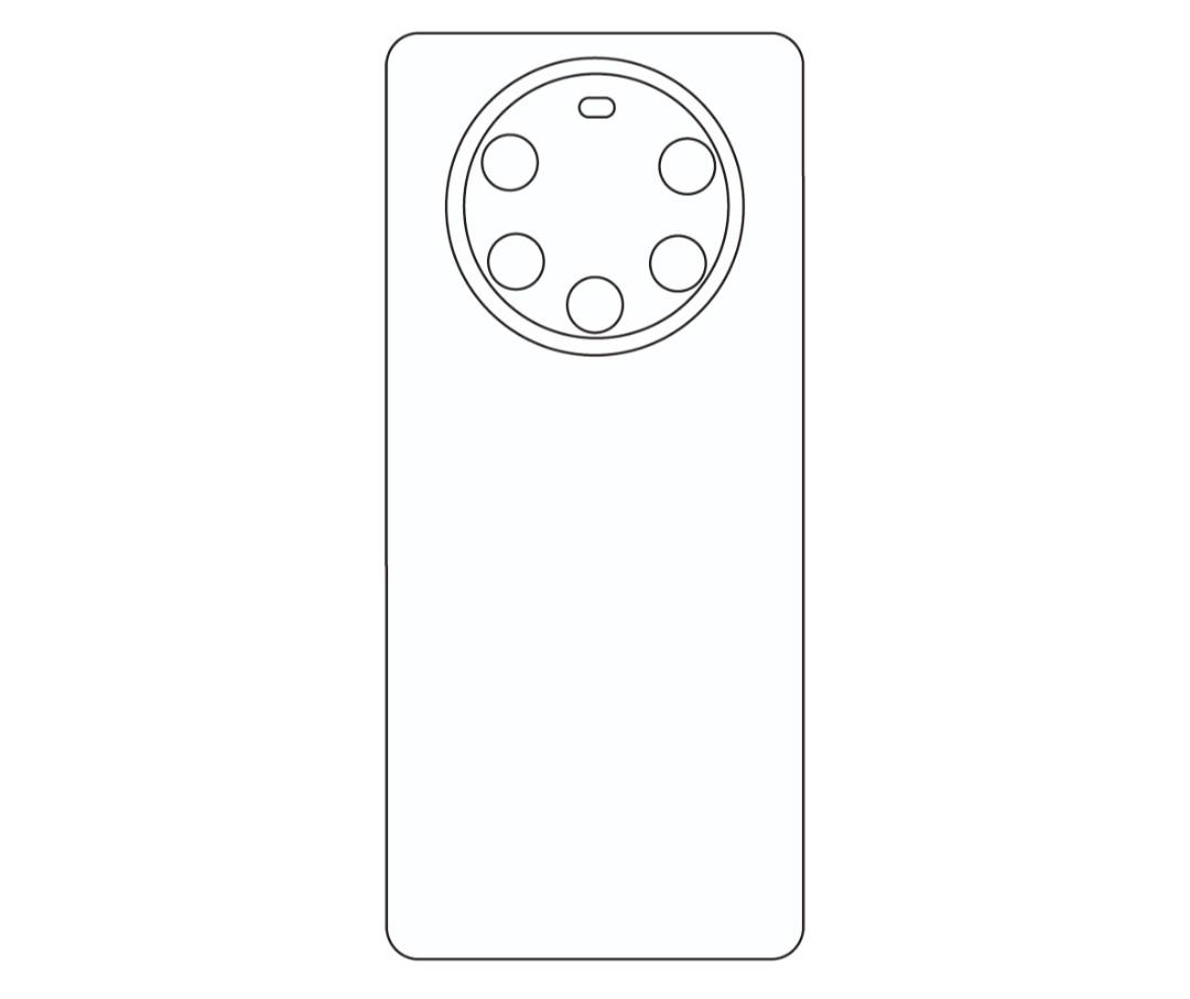 Miếng dán PPF Hydorgen Huawei Mate 40 Pro Plus trong, nhám, đổi màu cao cấp