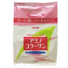 Bột Meiji Amino Collagen - 214gr