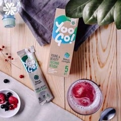 Thức Uống Collagen  - Yoo Go Young & Beauty Drink Mix (Wild Berries)