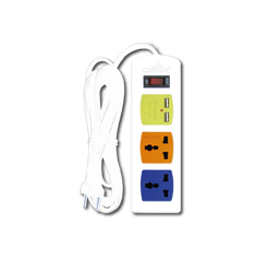 Extension sockets 2x3 Pin + USB (2S3U)