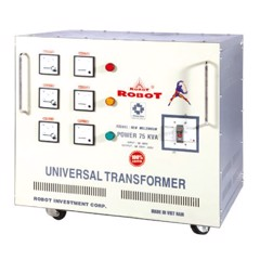 3 phase universal transformer (6-75KVA) - Copper wire
