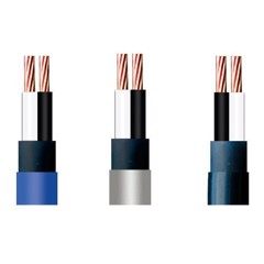 Low Voltage power cable, single core copper conductor (CVV)
