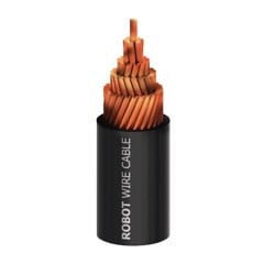 Low Voltage power cable, single core copper conductor (CX)