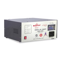 DC–AC Inverter & battery charger