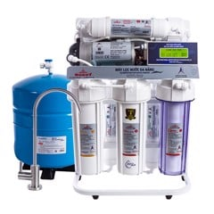 Robot R.O 6-Stage Water Purifier Alpha 136G