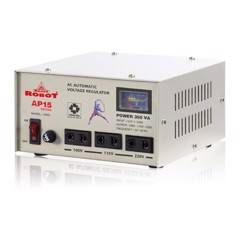 Relay voltage regulator 350VA