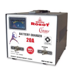 Battery charge 20A