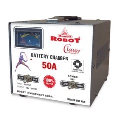 Battery charge 50A