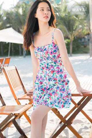Đầm Colour Pop - Colour Pop Dress