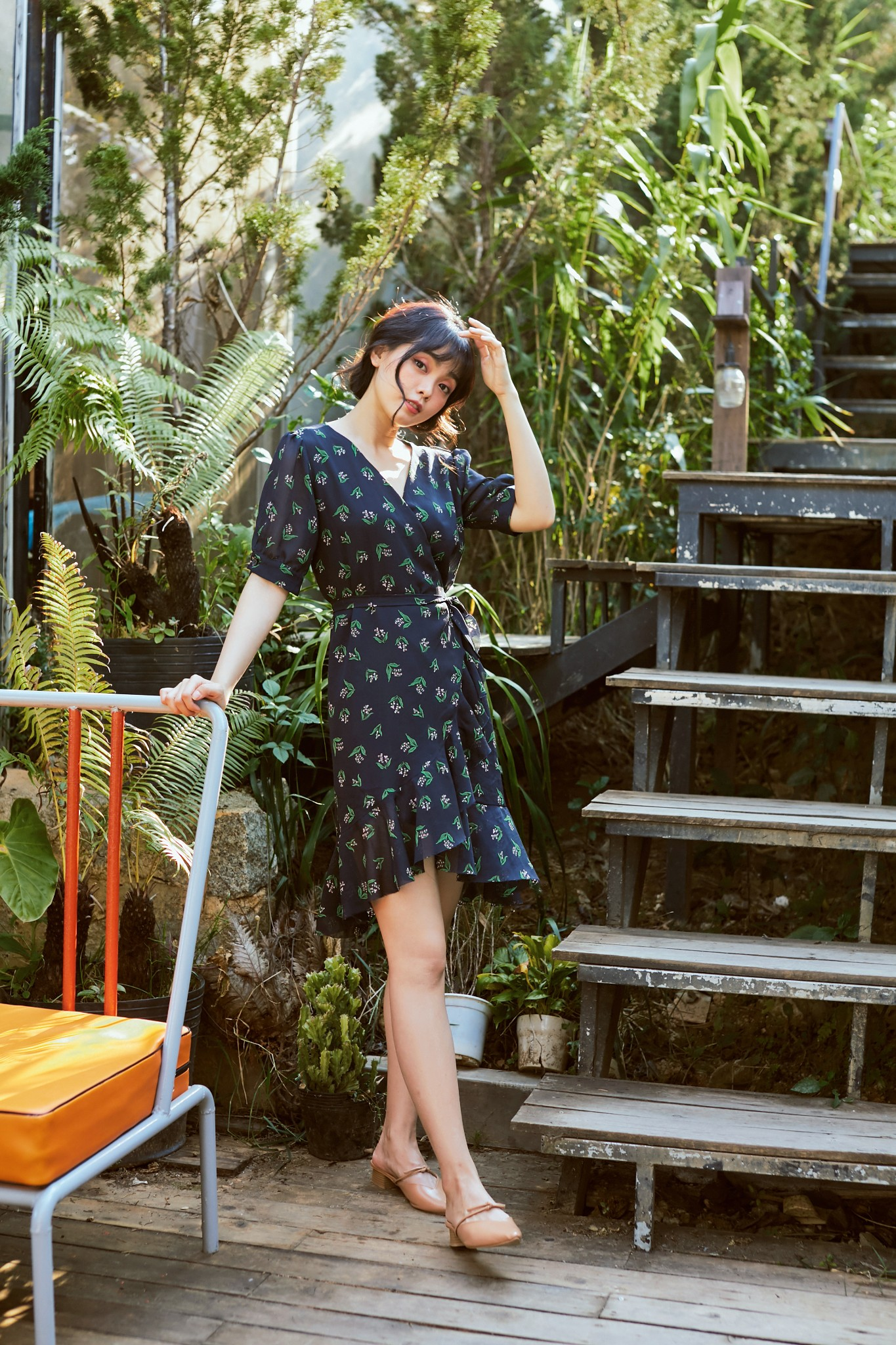 Đầm Dress Me Blue