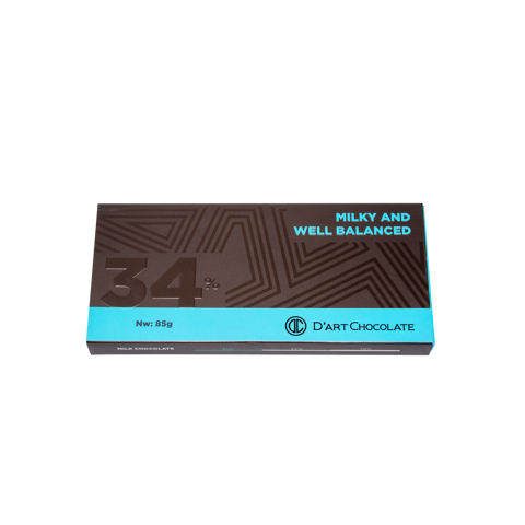 THANH BAR PREMIUM 34% - MILK CHOCOLATE