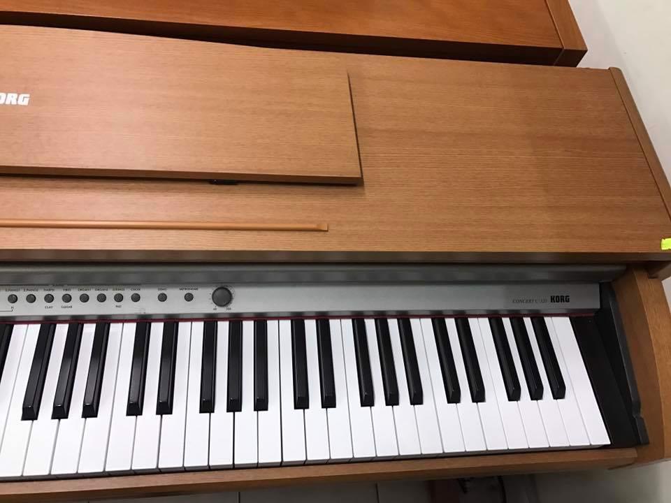 Đàn Piano Điện Korg C-320C – Piano BT