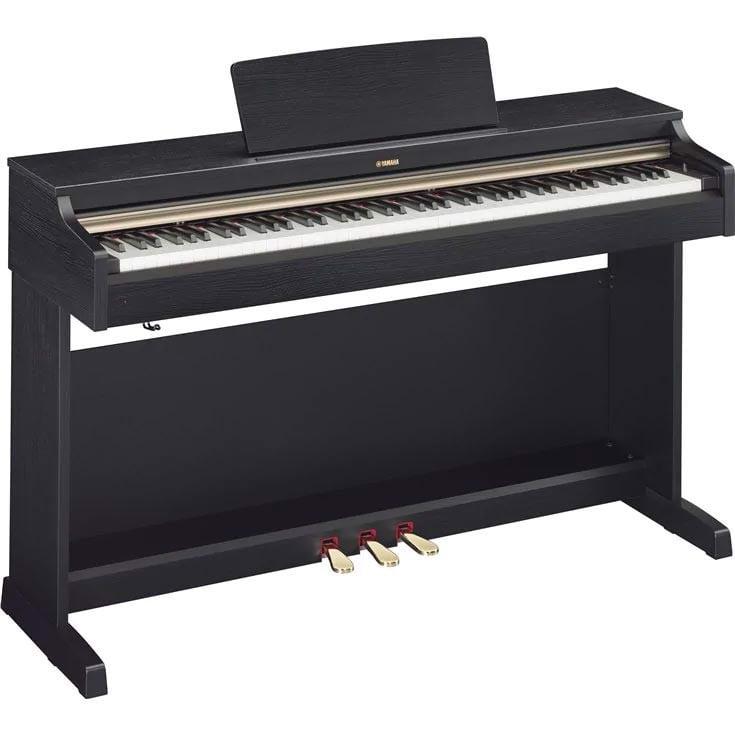 Đàn Piano điện Yamaha Arius YDP-162B - Black Walnut – Piano BT