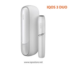 IQOS 3 DUO Warm White – Màu trắng