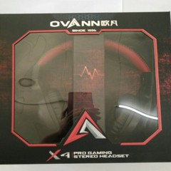 Headphone OVAN X4