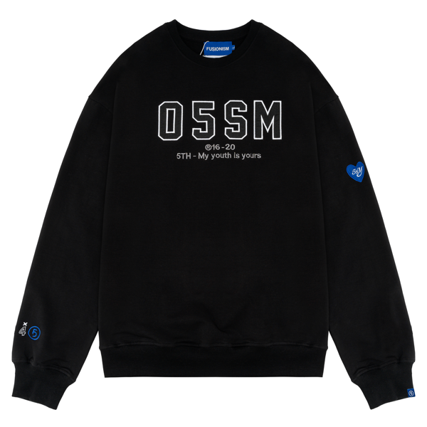 Sweater 05SM | Đen
