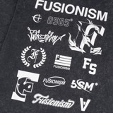 Stone Wash Logo T-Shirt