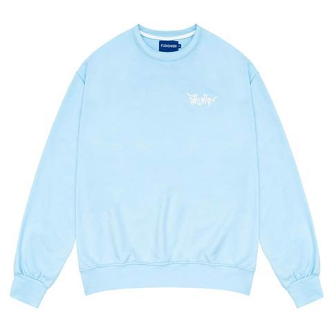 Sweater Basic Fusionism | Light Blue
