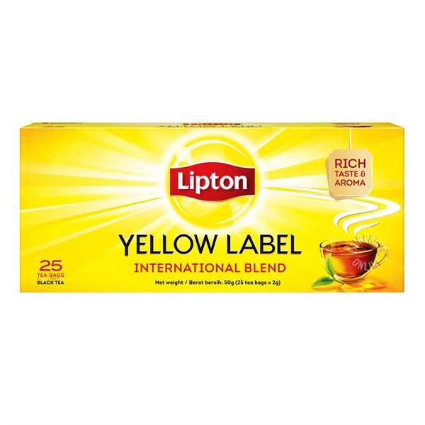 Lipton Yellow Label (2gx25티백)