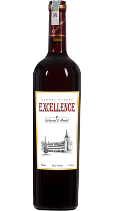 Vang Đà Lạt Excellence Red Wine 750ml