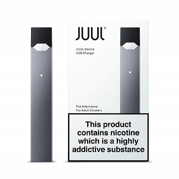 JUUL BASIC KIT SLATE GREY