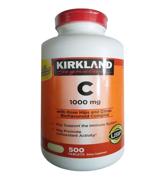 Vitamin C 1000mg Kirkland