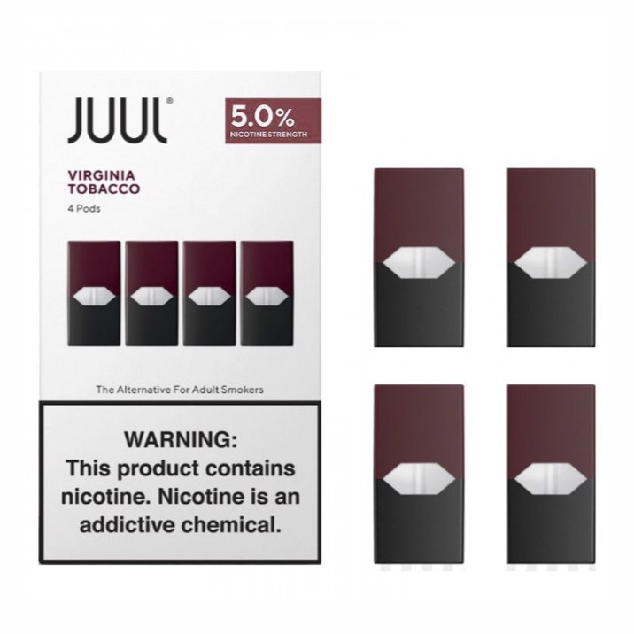 Juul Pod Virginia Tobacco
