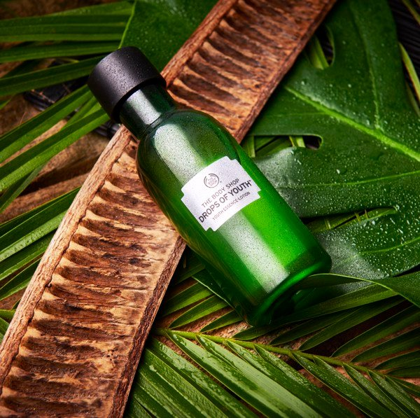 Dưỡng Essence The Body Shop Drops Of Youth Essence Lotion