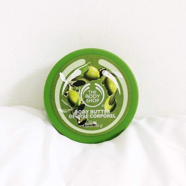 Dưỡng thể Olive The Body Shop Olive Body Butter