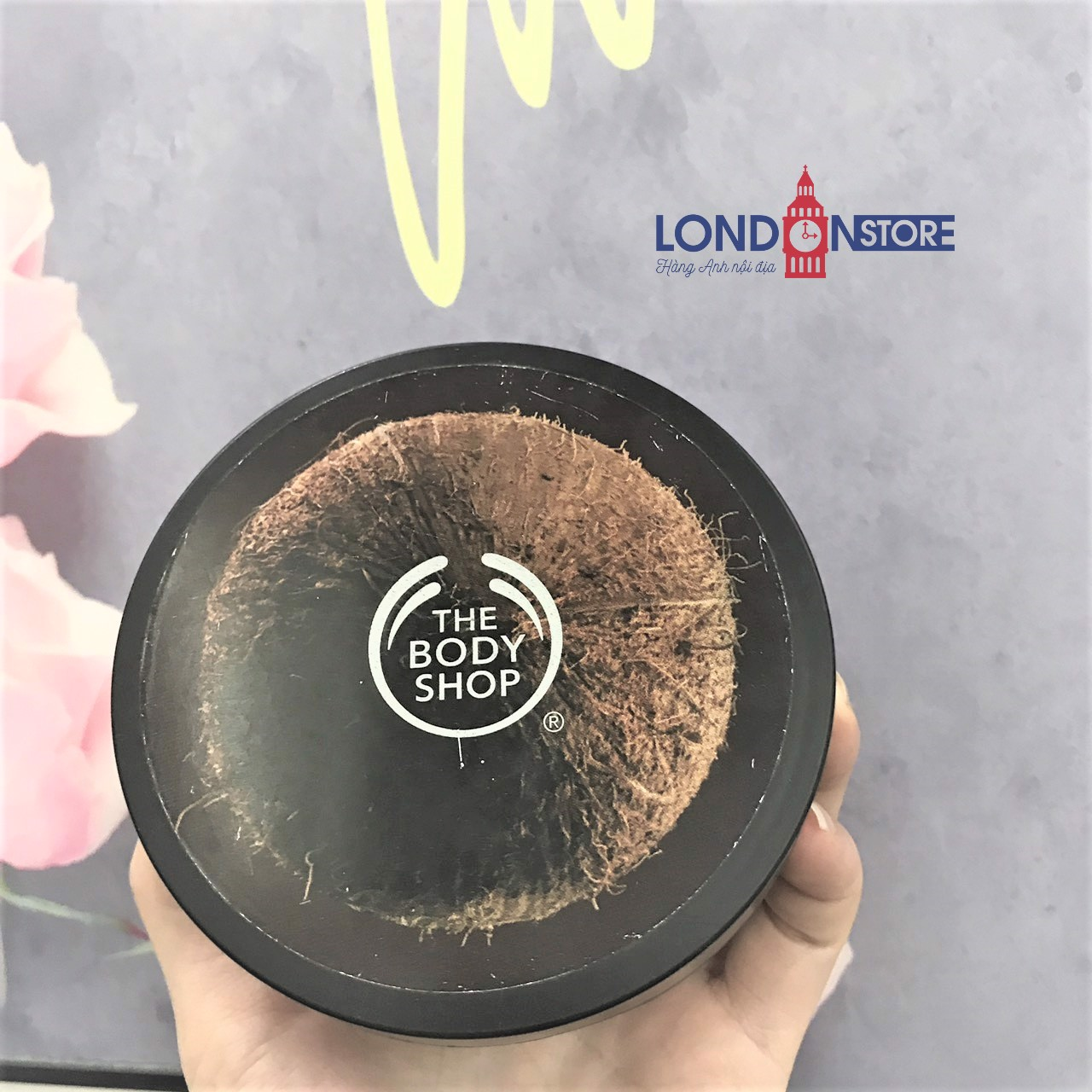 Kem dưỡng thể The Body Shop  Coconut Body Butter