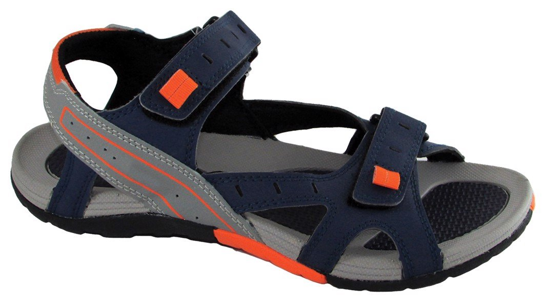 NV-4548 Navy Orange
