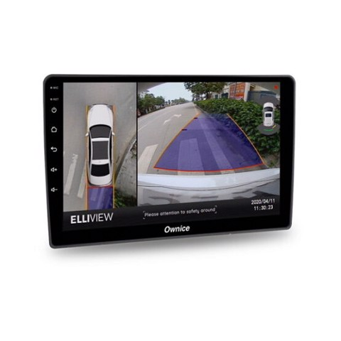 Camera 360 độ ICAR Elliview V4