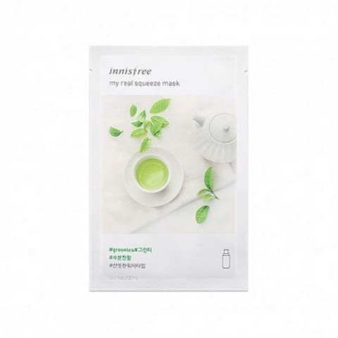 Mặt Nạ Miếng Innisfree My Real Squeeze Mask EX