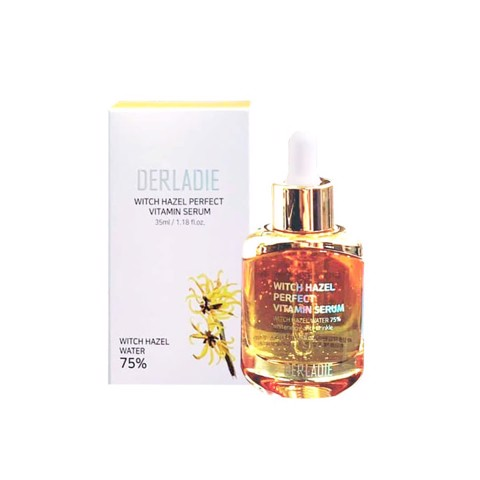 Serum Trị Mụn Derladie Witch Hazel Perfect Vitamin 35ml