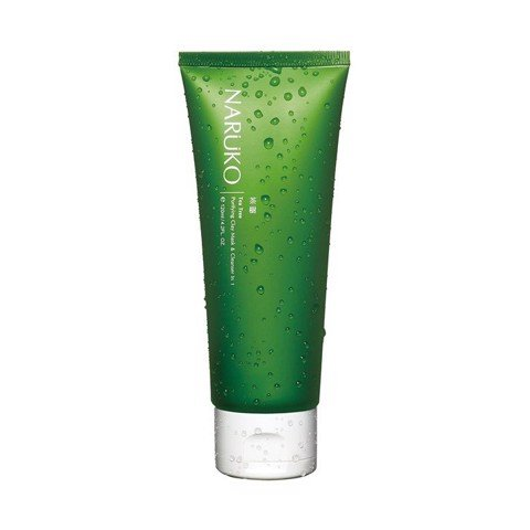 Sữa Rửa Mặt Naruko Tea Tree Purifying Clay Mask and Cleanser in 1 120g