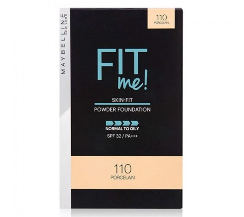 Phấn Phủ Maybelline Fit Me Powder Foundation SPF32 9g