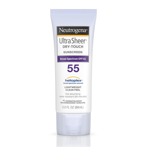Kem Chống Nắng Neutrogena Ultra Sheer Dry-Touch Sunscreen Broad Spectrum SPF 55 88ml
