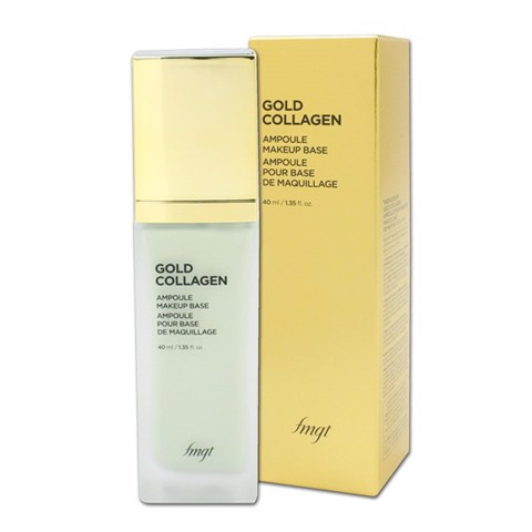 Kem Lót The Face Shop Gold Collagen Ampoule MakeUp Base SPF30 40ml