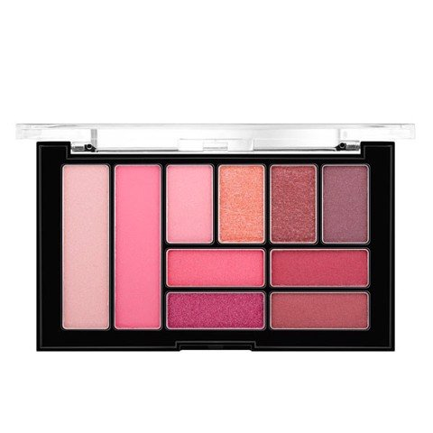 Phấn Mắt Và Highlight Odbo Eyeshadow x Highlight Palette OD1025
