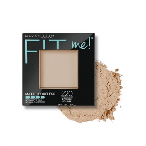 Phấn Phủ Maybelline Fit Me Matte + Poreless Pressed Powder Pact 8.5g