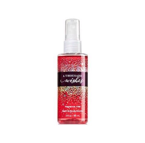 Xịt toàn thân Bath & Body Works A Thousand Wishes Body Mist 88ml