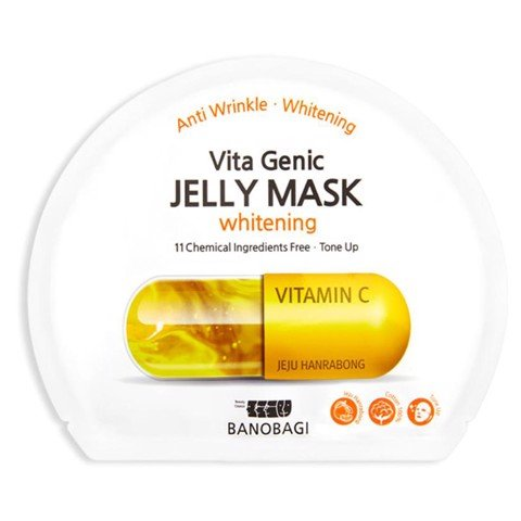 Mặt Nạ Banobagi Vita Genic Jelly Mask Whitening Vitamin C 30ml