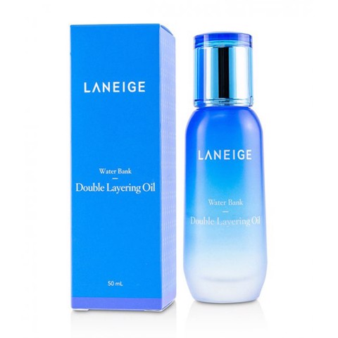Dầu Dưỡng Da Laneige Water Bank Double Layering Oil 50ml